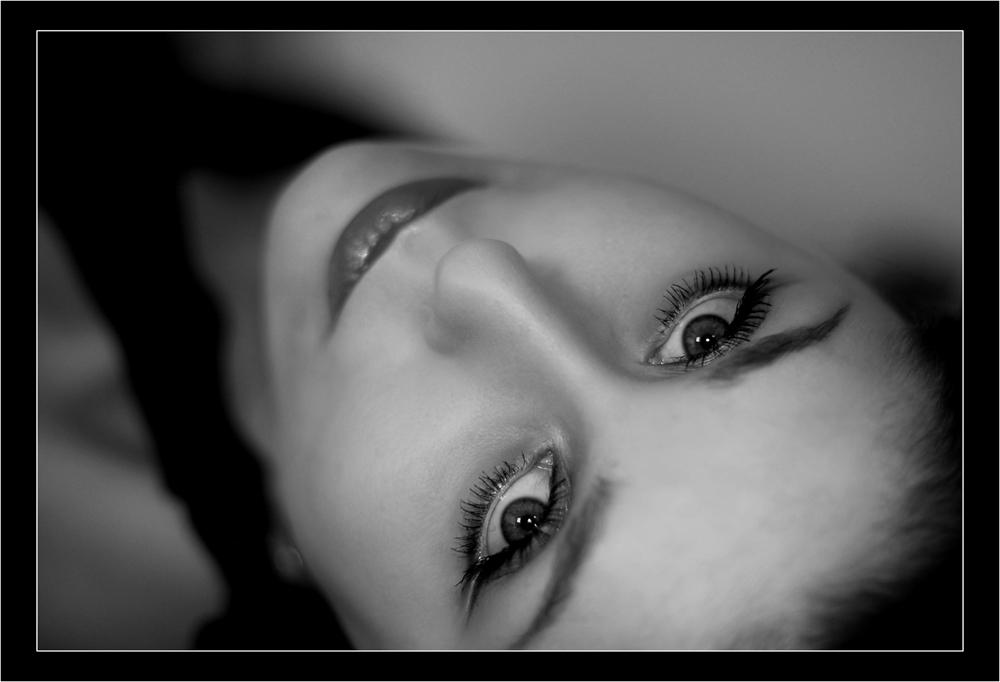 Diese Augen...... sooo Unschuldig :)