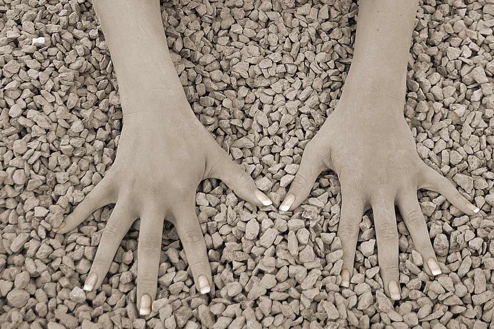 ...diese Hände