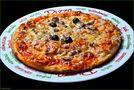 Diese leckere Pizza aß ich am.... von Thomas Leib