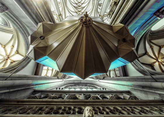 Diese Orgel klingt nicht nur fantastisch, sie sieht auch rundum fantastisch aus.