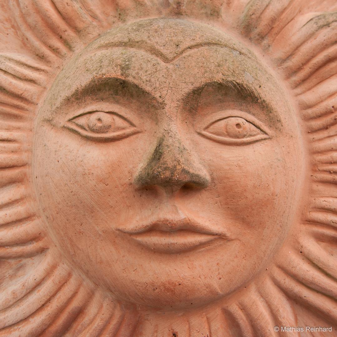 """Diese Sonne """"scheint"""" immer"""