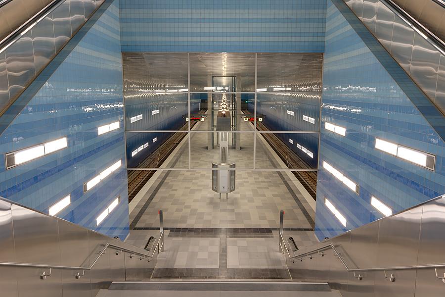 Diese U-Bahnstation