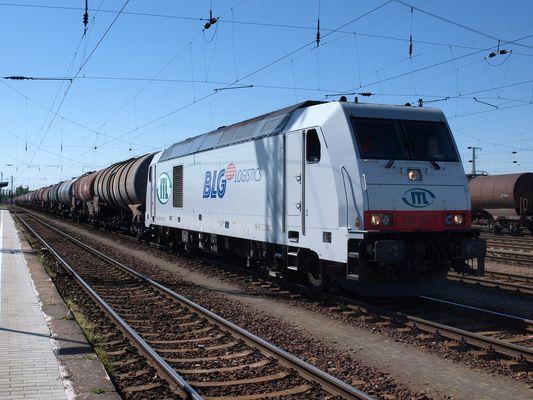 Diesel Traxx in Großkorbetha