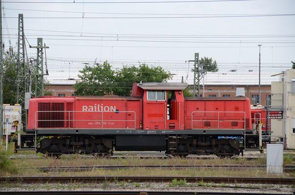 Diesellok BR 294