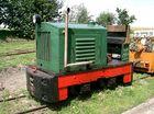 Diesellok Typ Ns1 des Sächsischen Eisenbahnmuseums