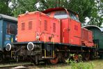 "Diesellok ""V 65"" des Vereins Braunschweiger Verkehrsfreunde"