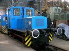 Diesellok V300 des Rheinischen Industriebahn-Museum
