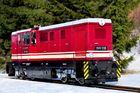 Diesellok - Zittauer Schmalspurbahn