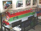 Diesellokomotive der Ceylon RR