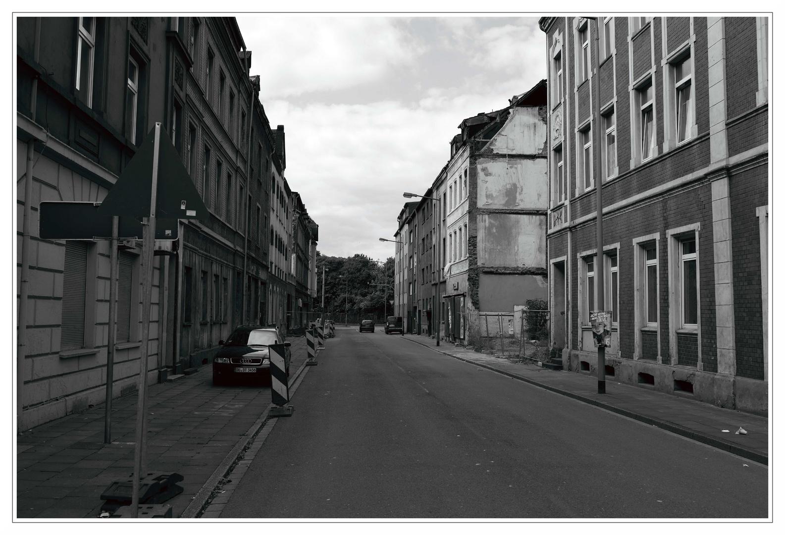 Dieselstraße Duisburg Bruckhausen