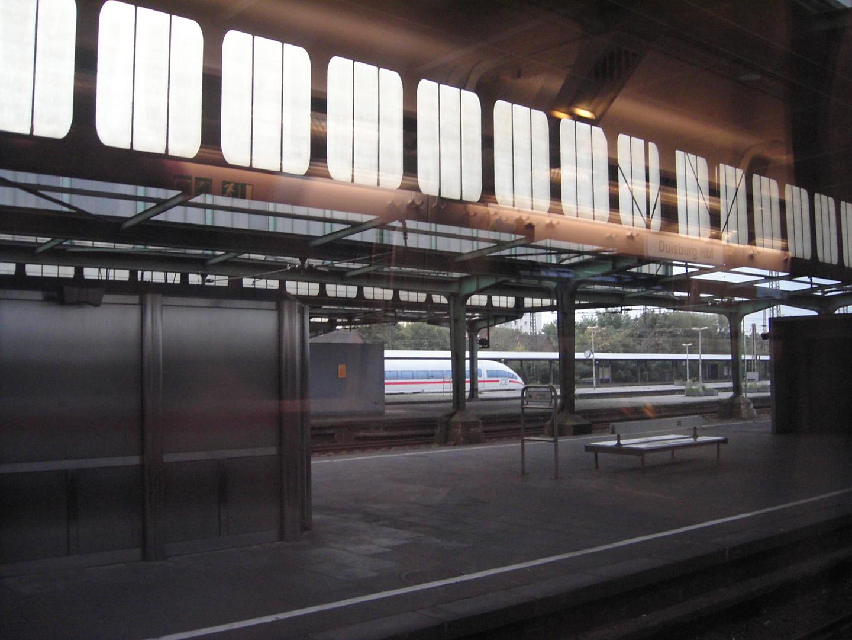 Dieser Bahnhof war schon zu meiner Kinderzeit trostlos.