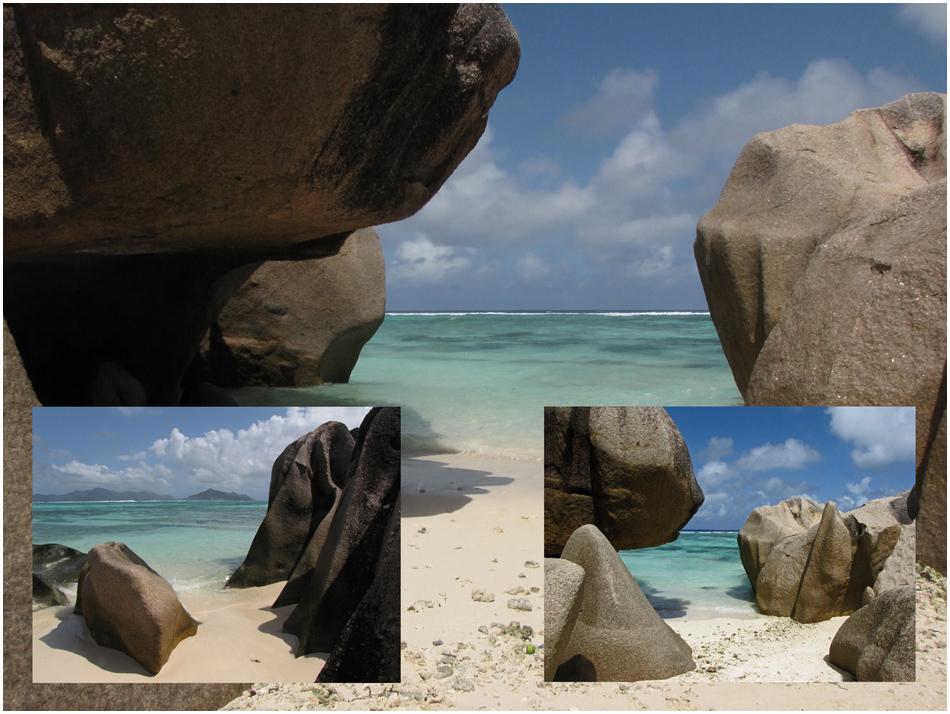 Dieser Strand ist so schön ...