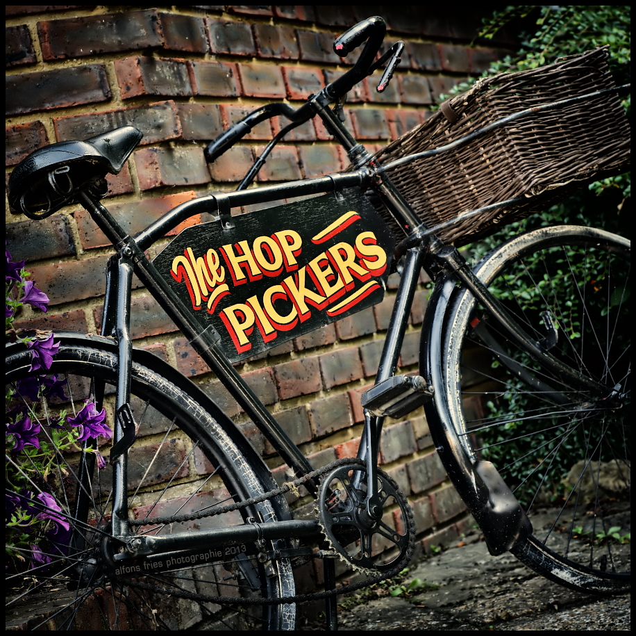 Dieses Fahrrad ...