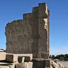 Dieses Relief in Kom Ombo, mit einer Darstellung von einer Fahrt im Papyrusdickicht, hat mir besonde