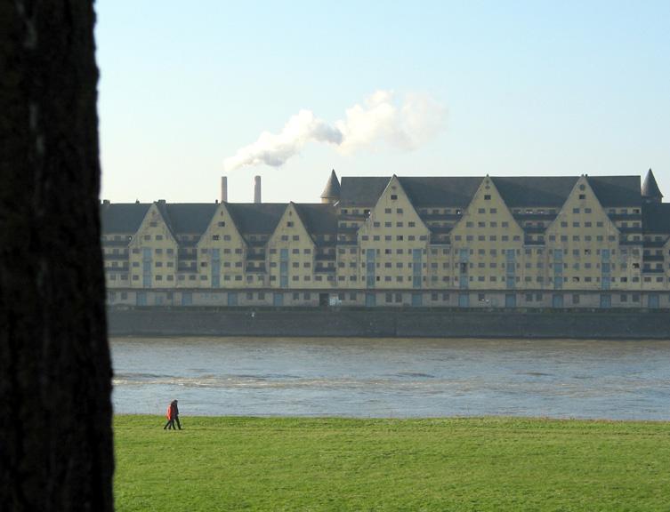Diesseits und Jenseits des Rheins