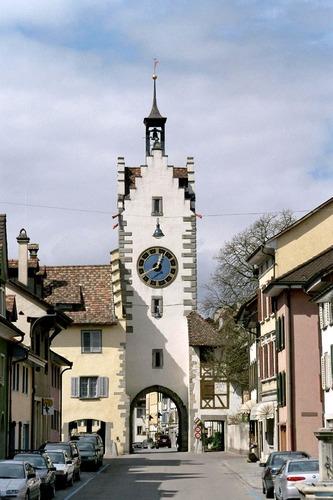 Diessenhofen am Rhein (CH )