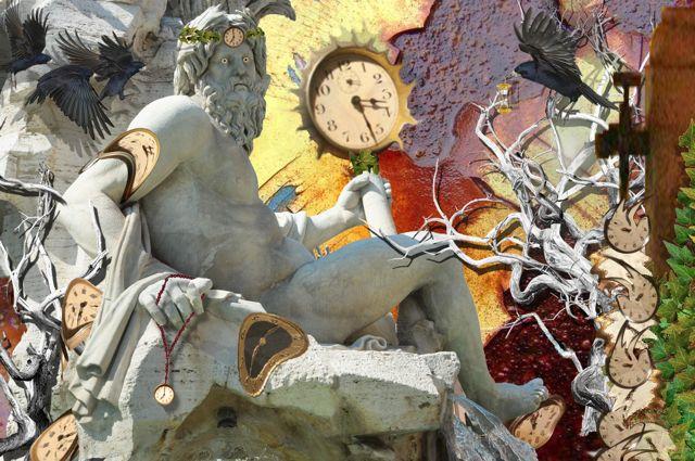 Dieu du temps et ses angoisses
