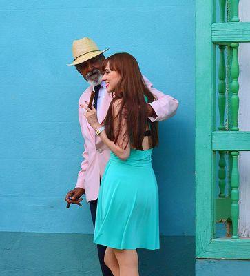 Dieu est un fumeur de Havanes....