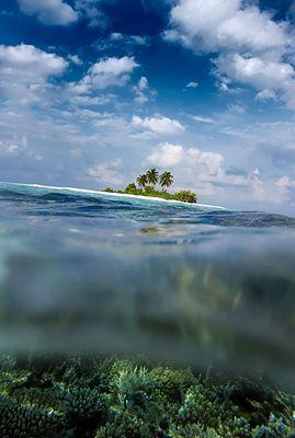 Diggiri Island, Malediven