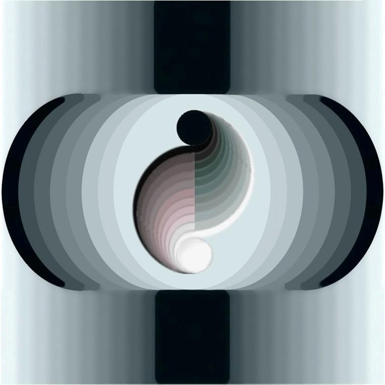 digi yin und yang
