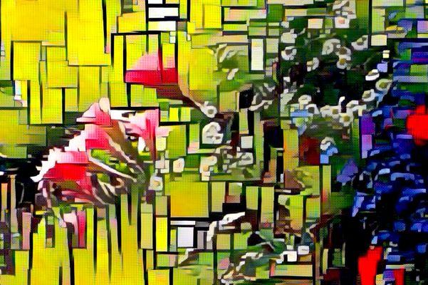 Digital im Garten