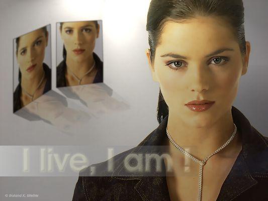 Digital-Model Vanessa