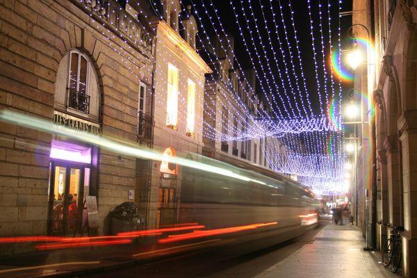 Dijon à Noël