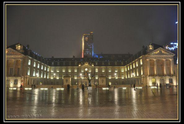 Dijon, le palais des ducs de Bourgogne