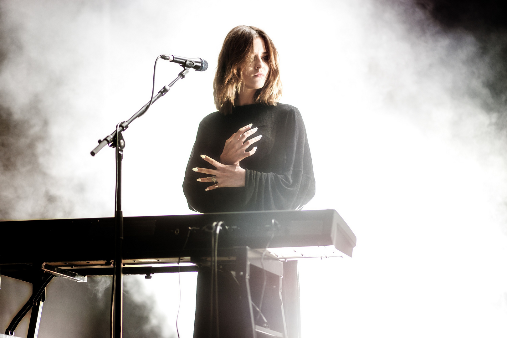 Dillon at Berlin Festival