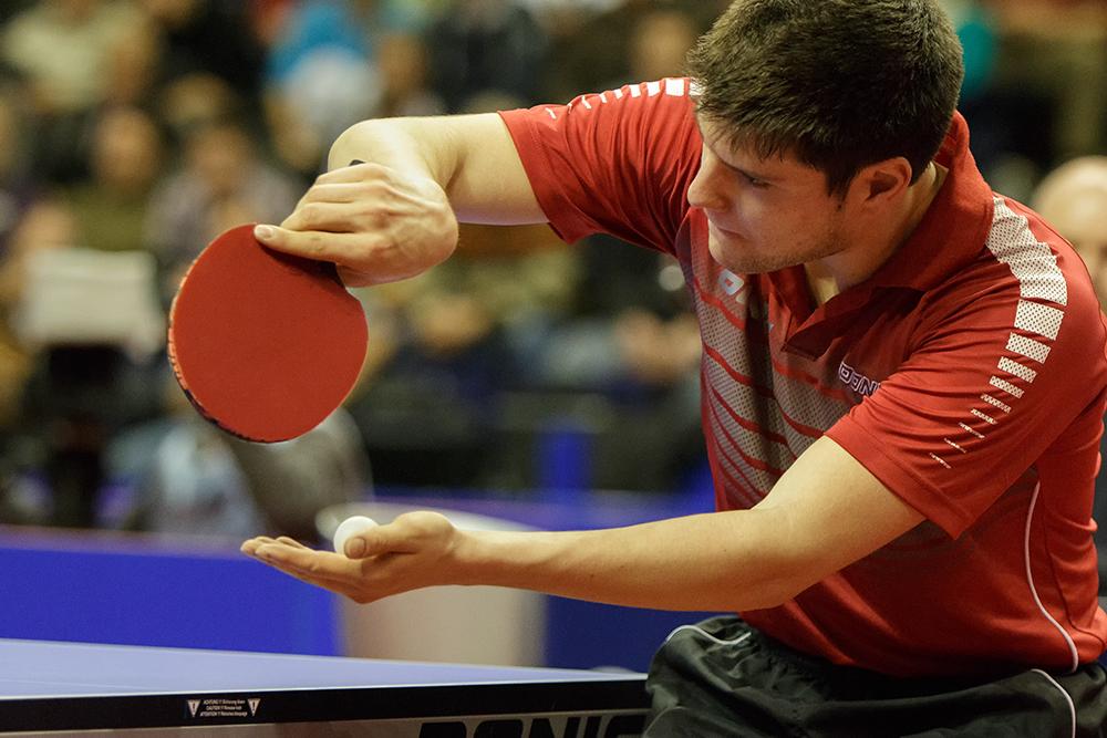Dimitrij Ovtcharov - Sieger der German Open 2014