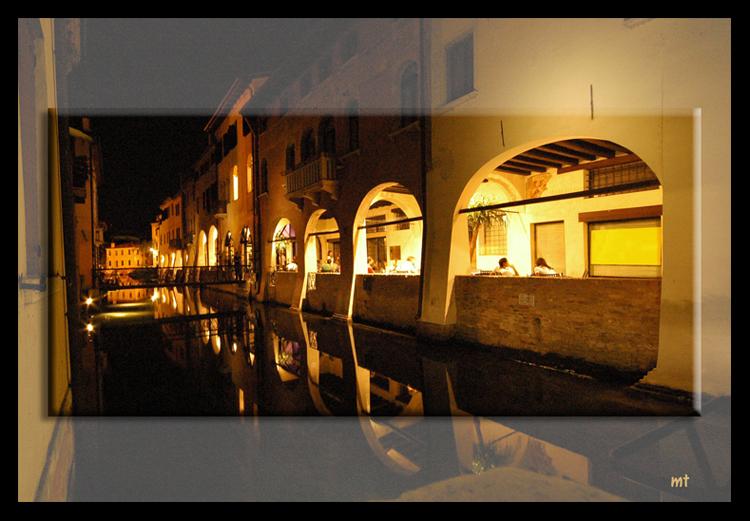 D'improvviso una sera d'estate a Treviso...