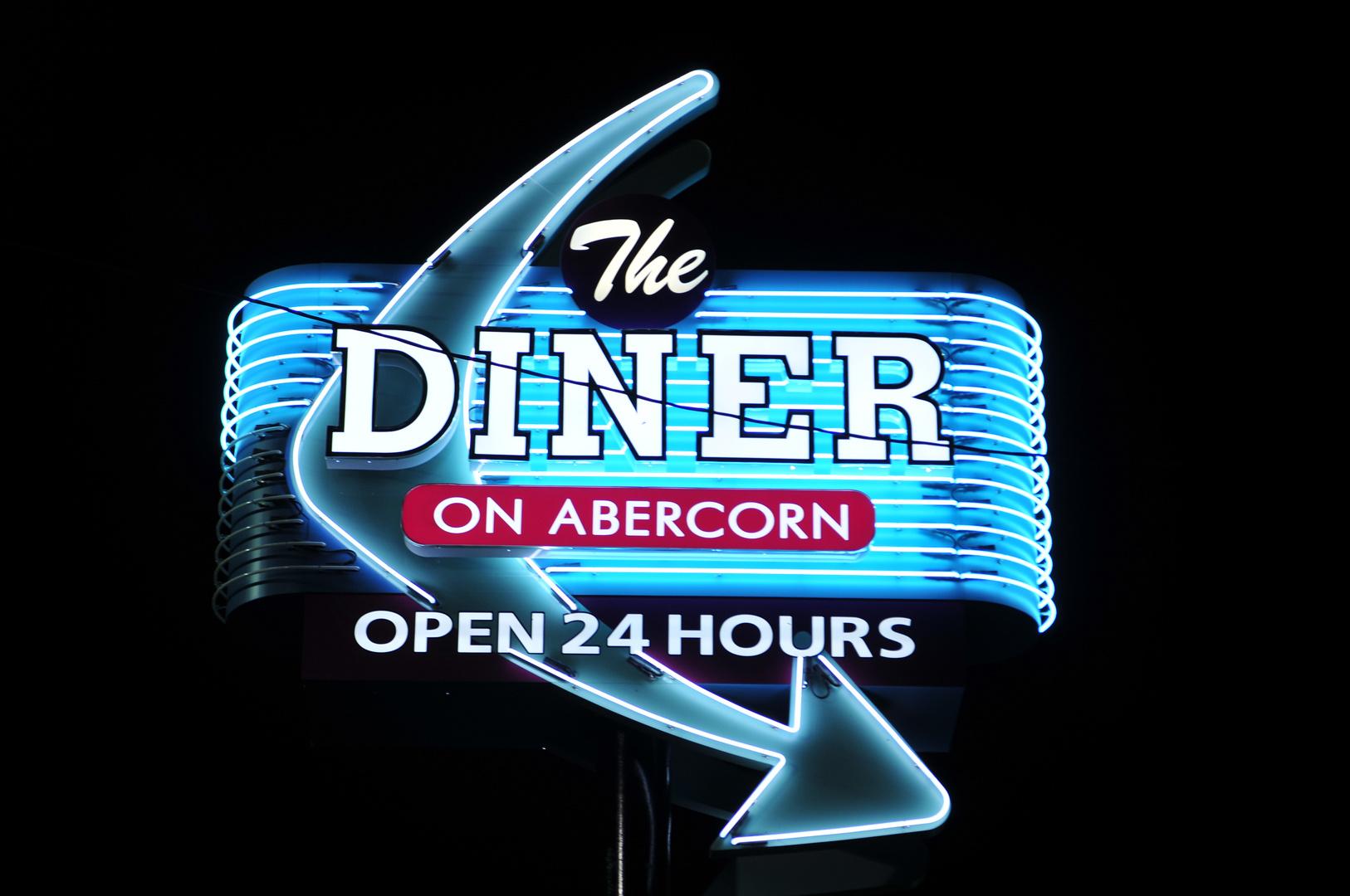 Diner in Savannah