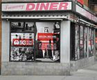 DINER OUT OF BUSINES