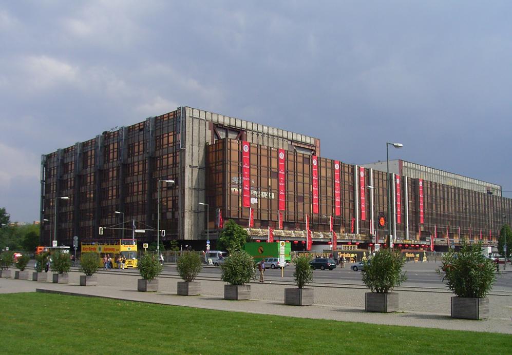 Dinge in Berlin, die es nicht mehr gibt