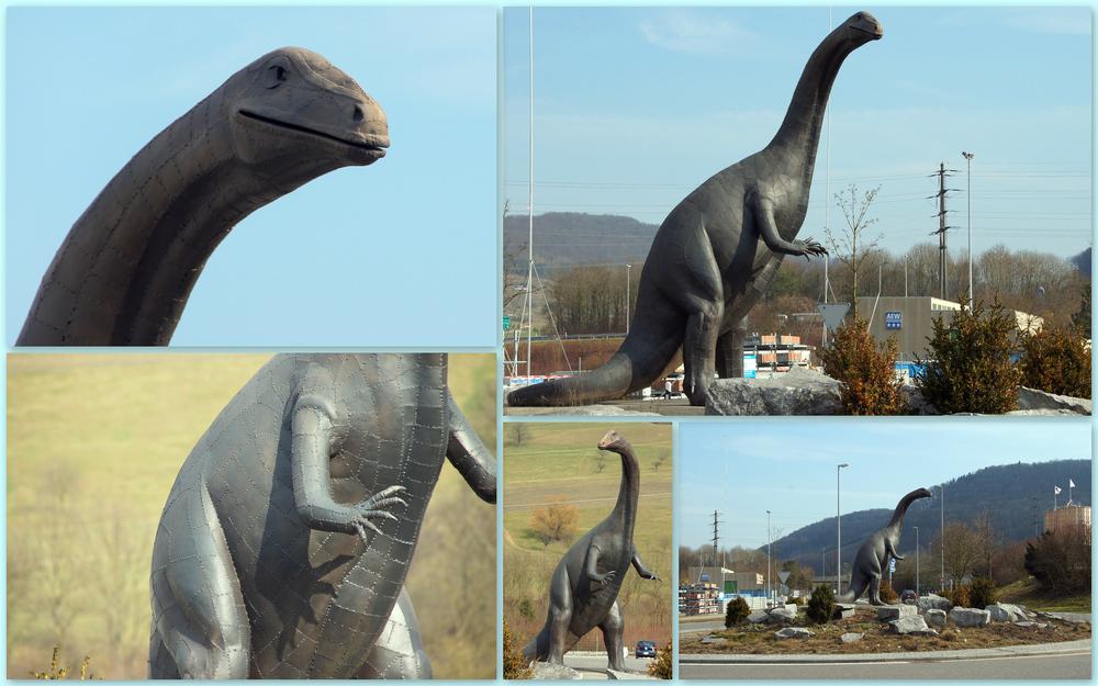 ..Dino - Kreisel..