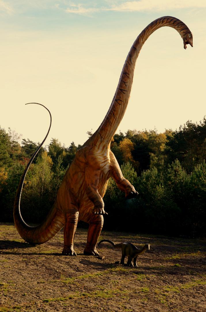 Dinosaurier! :)
