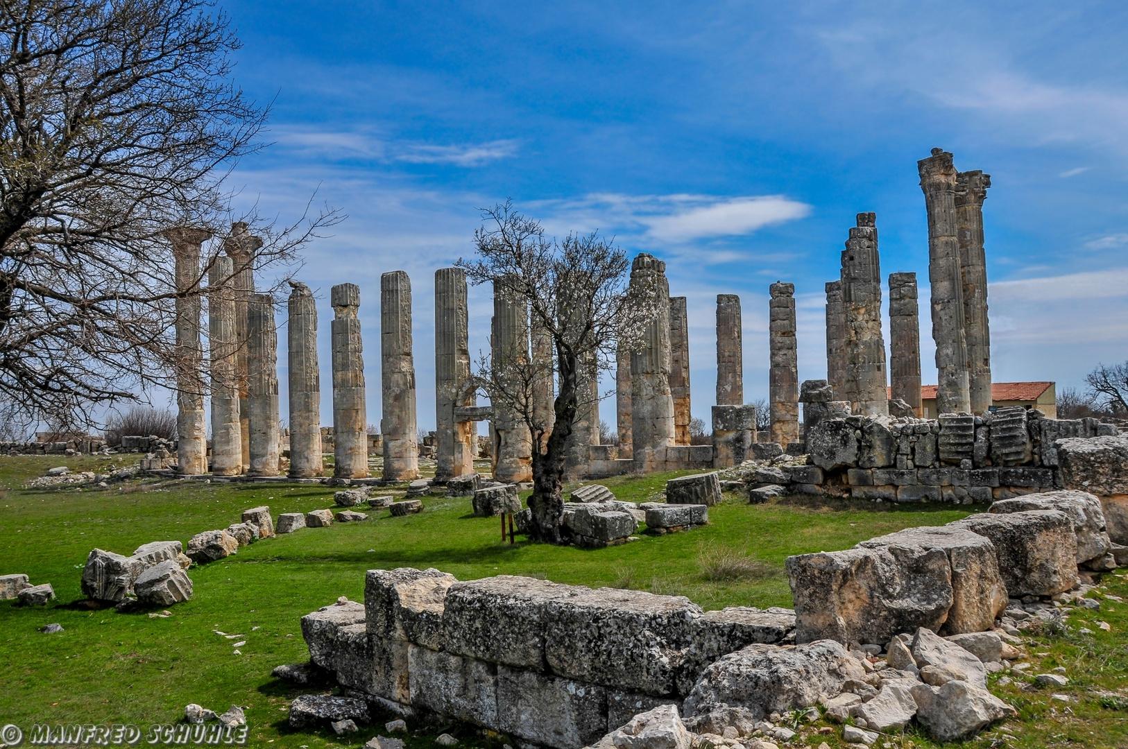 Diokaisareia Tempel