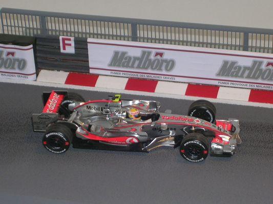 Diorama Monaco am Hafen 1:43
