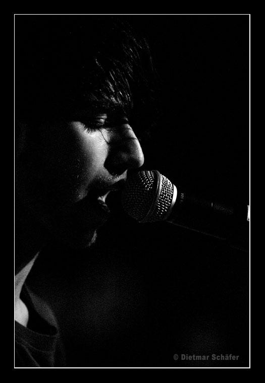 DIORAMIC live on stage