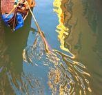 Dipingere sull'acqua