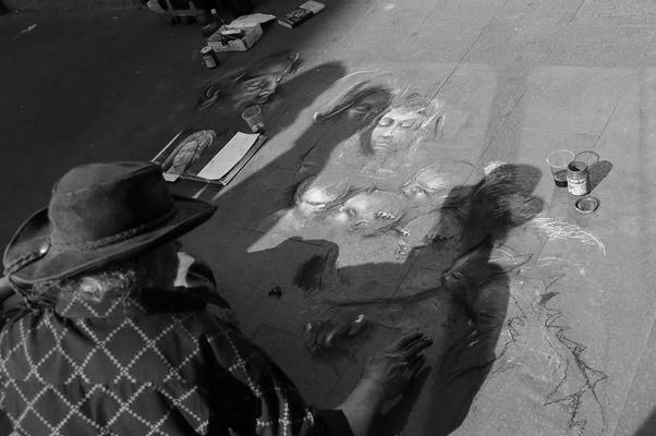 dipinti e ombre