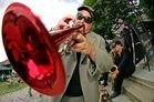 Dir trompet ick was!