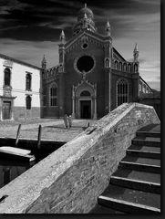 diretto a Madonna dell'Orto  -  Venedig