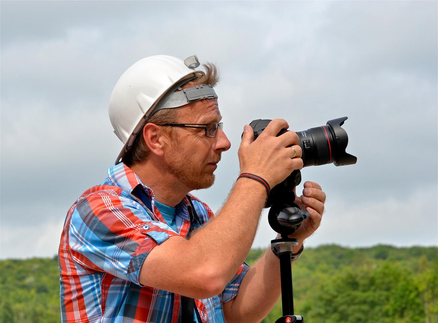 Dirk 2 - Fotoexkursion Zeche Lohberg