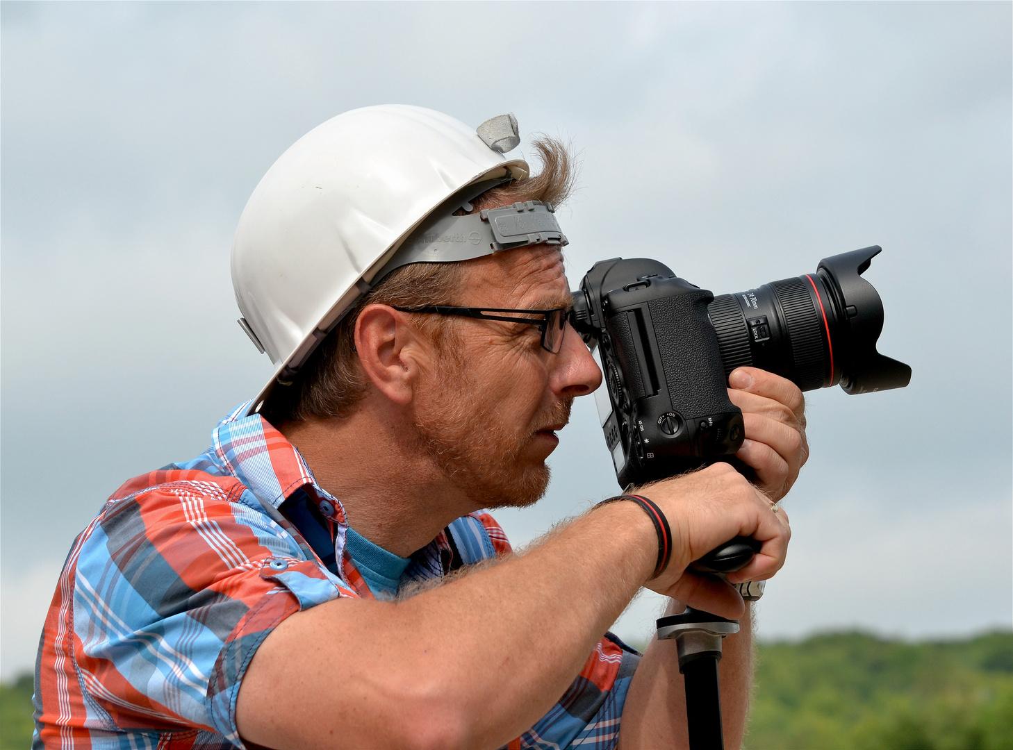 Dirk 3 - Fotoexkursion Zeche Lohberg