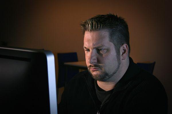 Dirk - der Hacker