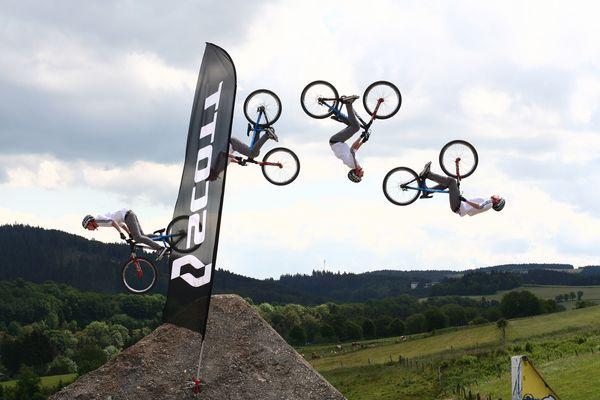 Dirtbike Contest, Sympatex Bike Festival, Willingen