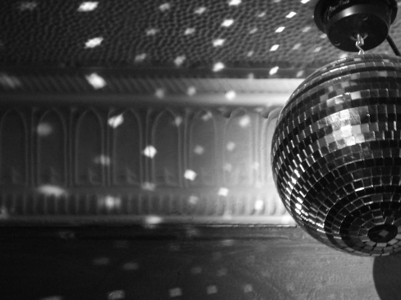 Disco ball to the color blind photo image still for Disco ball coloring page