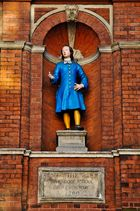 Discover London : The Bluecoat School (2)
