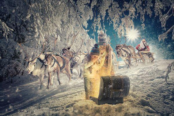 discover the secret of santa claus